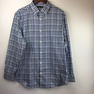 NWT Banana Republic XL Non Iron Slim Fit